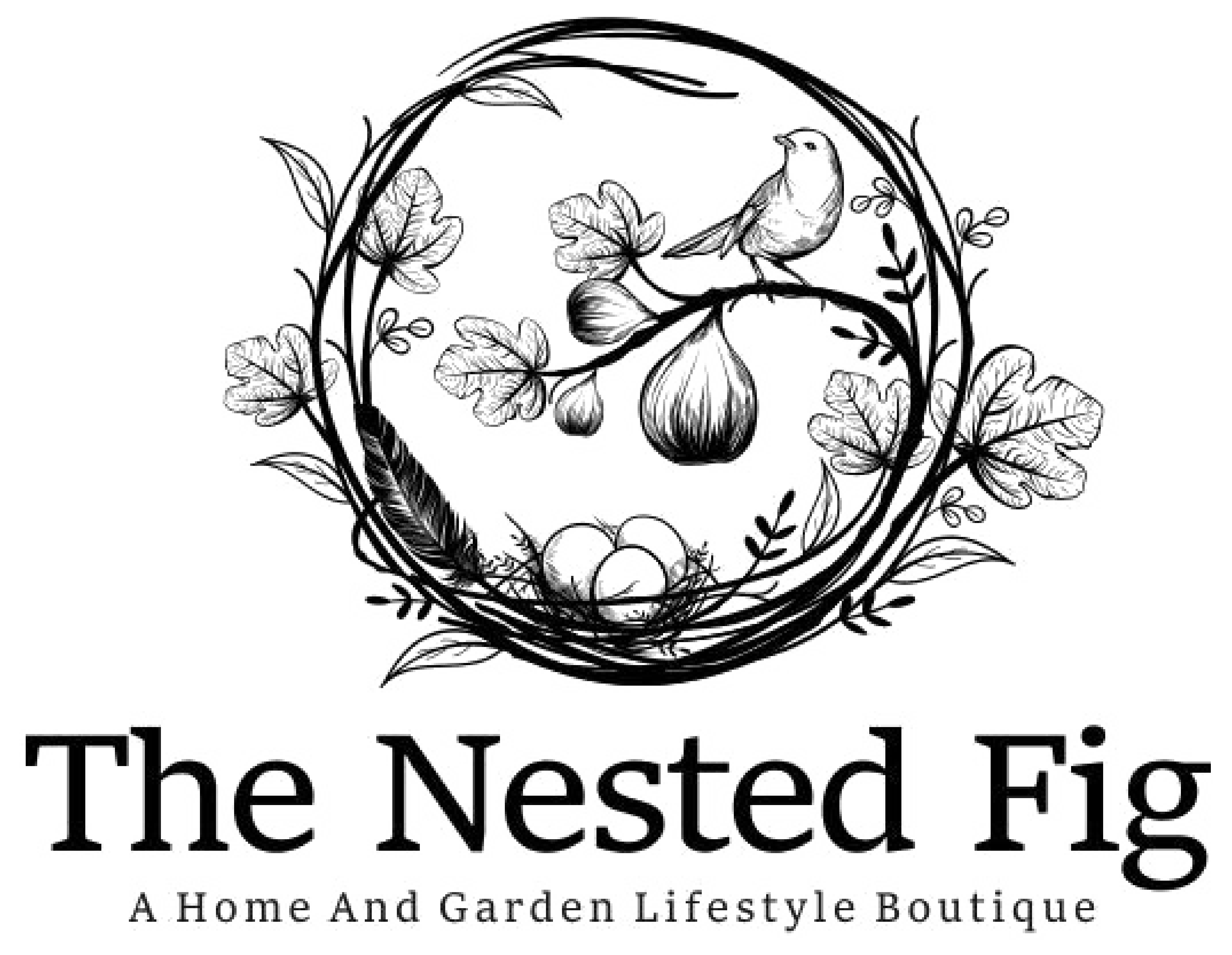 The Nested Fig Logo